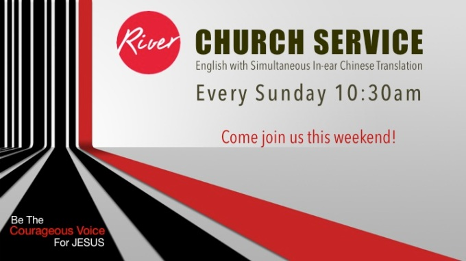 Church Service @ River